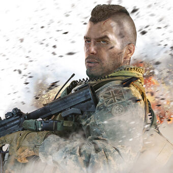 John Soap Mactavish Wiki Call Of Duty Fandom
