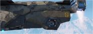 VTOL Drone RAPS Stronghold BO3