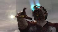 Zombie Close-up Die Rise BOII