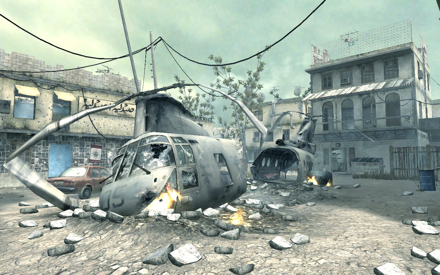 Category:Call of Duty: Modern Warfare 2 Multiplayer Maps