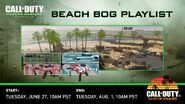 Beach Bog Camouflages Promo MWR