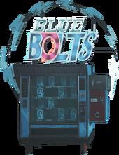 Blue Bolts Perk Machine IW