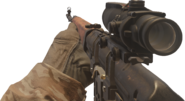 Dragunov ACOG Scope MWR