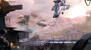Mi-28 Redemption Single Player Trailer MW3