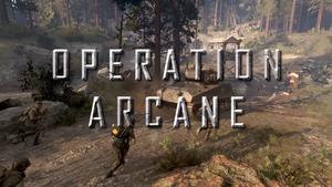 OperationArcane ShadowWarTrailer WWII