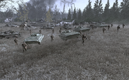 Patrol All Ghillied Up CoD4