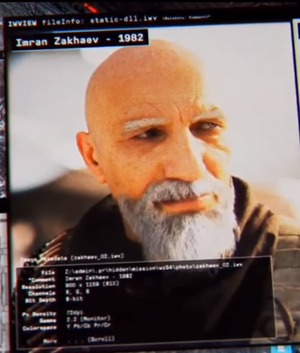 Имран Захаев (2019)