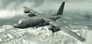 AC-130 Iron Lady MW3