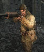 Chernov in action