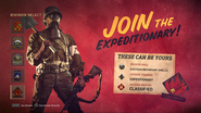 Expeditionary Division Selection WWII
