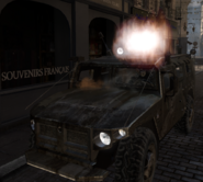 GAZ-2975 in Paris MW3