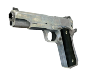 M1911 Nickel Plated model CoD4