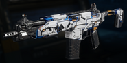 Peacekeeper MK2 Gunsmith Model Nuk3Town Camouflage BO3