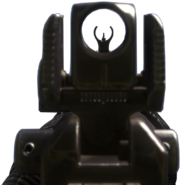 SA-805 iron sights CoDG
