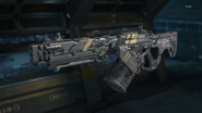 Dingo Gunsmith model Stock BO3