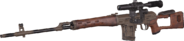 Dragunov Flat Dark Earth MWR