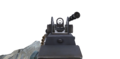 M249 SAW Iron Sights CoD4