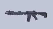 M4A1 Flat Render CODM