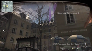 MW3 AC130 Support Marker Purple Smoke