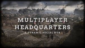 Multiplayer Headquaters WWII