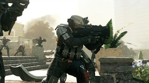 Официальный анонсирующий трейлер Call of Duty® Infinite Warfare