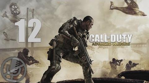 Call of Duty Advanced Warfare Прохождение На Русском Часть 12 — Крушение