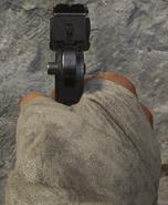 Machine Pistol ADS WWII