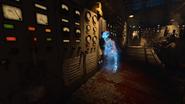 Most Escape Alive krok 4 stacja zasilania duch