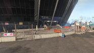Stadium Gate Verdansk Warzone MW