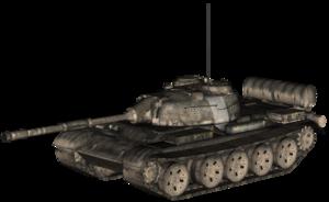 T-62 model BOII