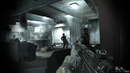 Taking down enemy ship crew members Crew Expendable CoD4