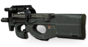 Weapon p90 large