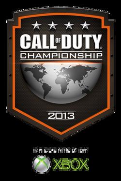 Cod tournament 2013