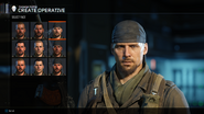 Male Face 3 BO3