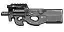 P90 HUD MW3