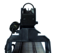 P90 Iron Sights MW2
