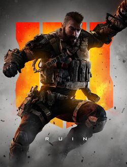 Ruin Artwork BO4