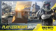 COD Mobile Fight Play Legendary Maps