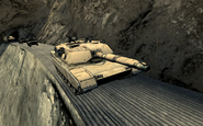 Close-up Abrams Just Like Old Times MW2