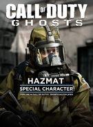 HAZMAT Special Character CoDG