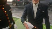 Jonathan Irons shakes Mitchell's hand Atlas AW