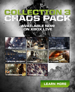 Content Collection 3 Chaos Pack Call Of Duty Wiki Fandom