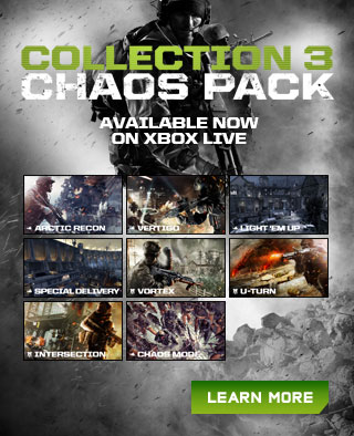 Content Collection 3: Chaos Pack | Call of Duty Wiki