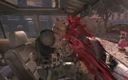 Driver's death MW2