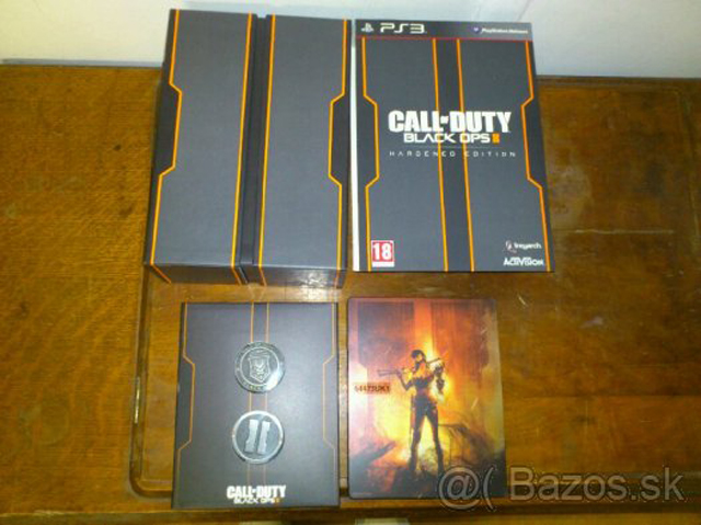 Black Ops II Hardened Edition early sale