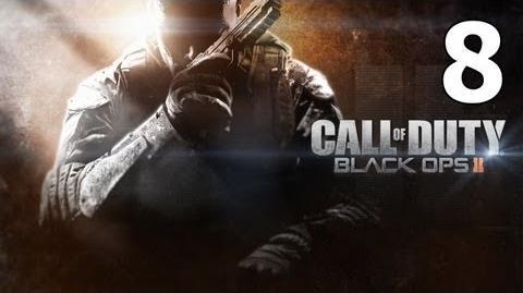 Call of Duty Black Ops 2 — Ахиллесова завеса (Часть 8)
