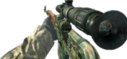 Dragunov Woodland CoD4