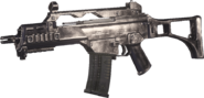 G36C Nickel Plated MWR