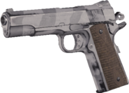 M1911 .45 Winter Tiger MWR