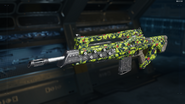 M8A7 Gunsmith Model Integer Camouflage BO3